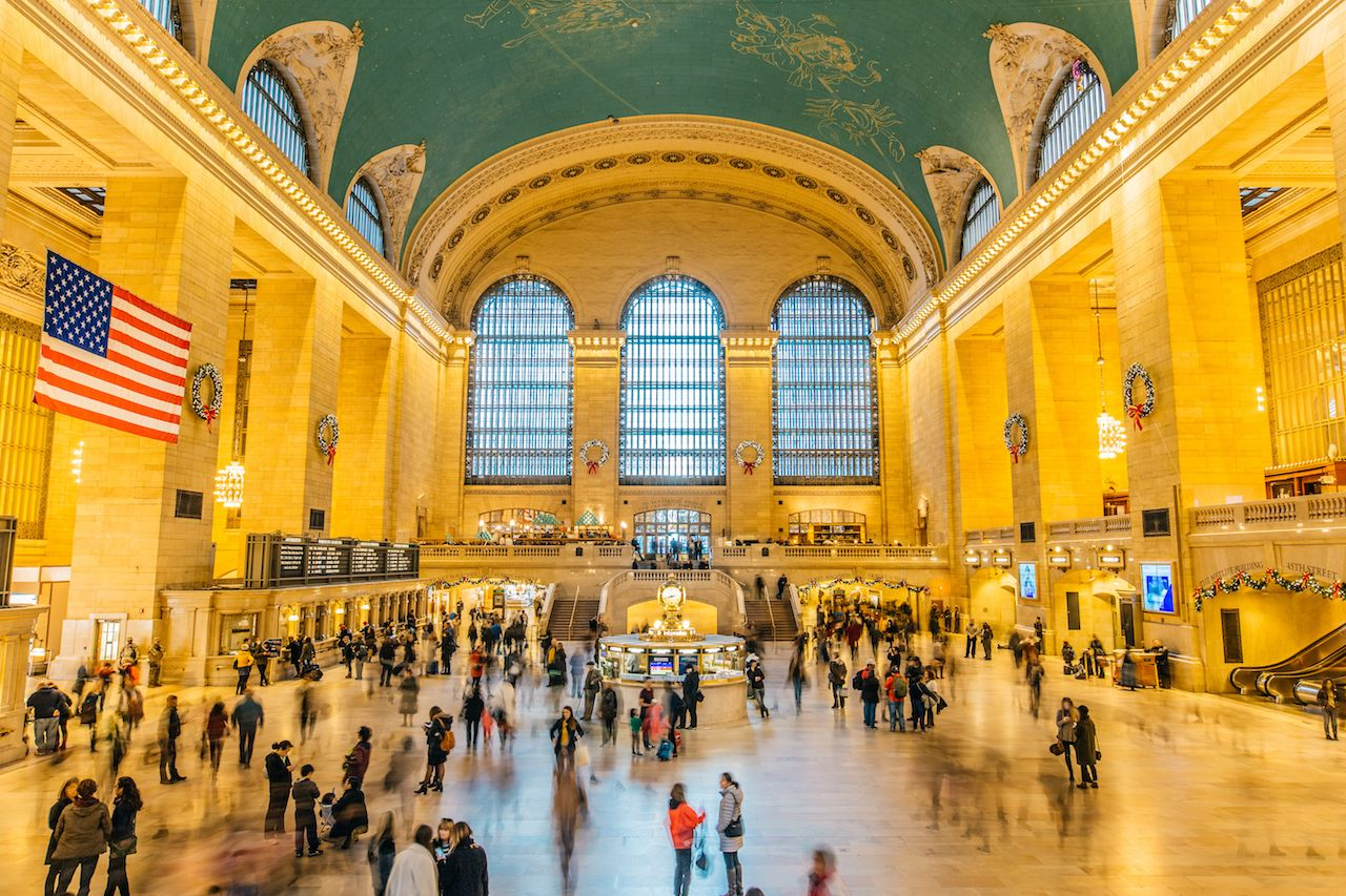 Main hall grand central terminal