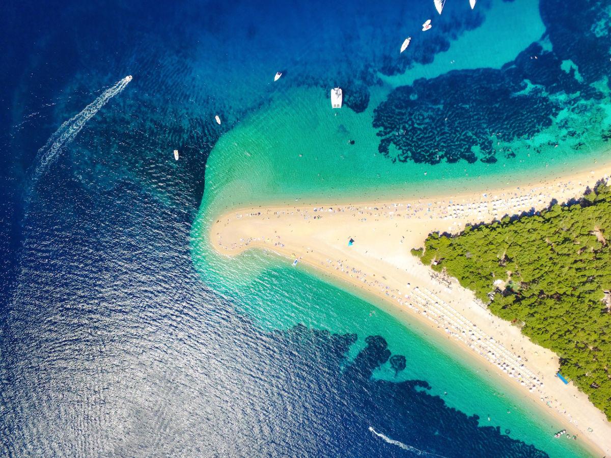 The 11 strangest-looking beaches around the world