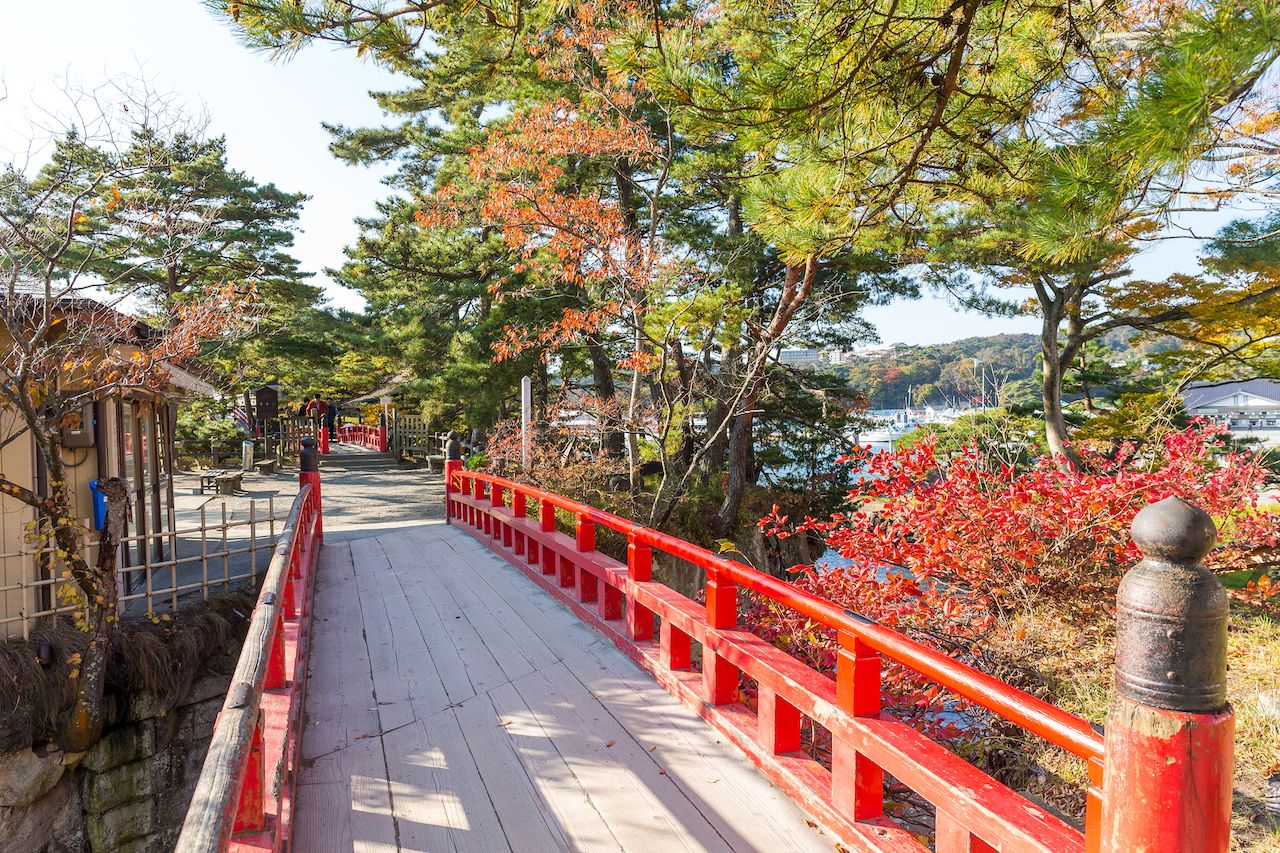 Matsushima japan trail