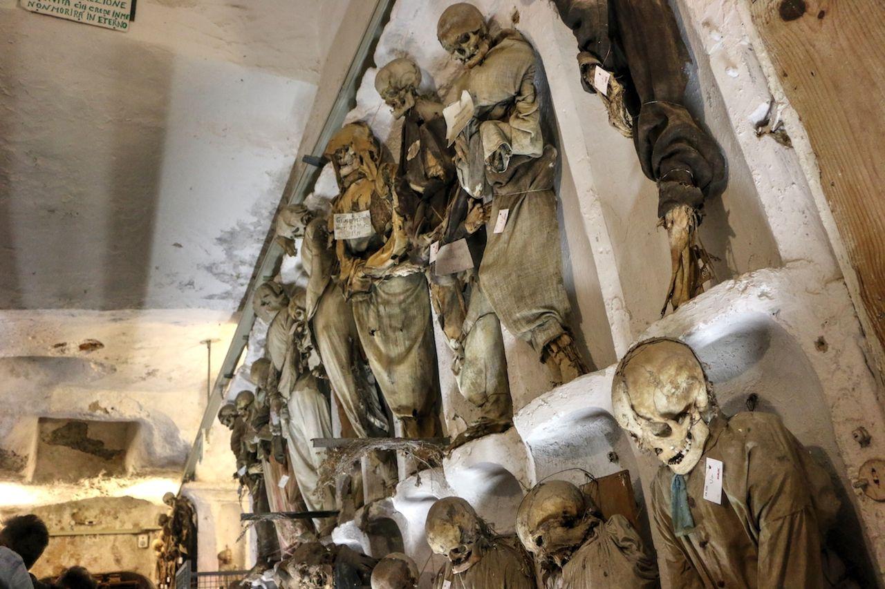 Capuchin Catacomb