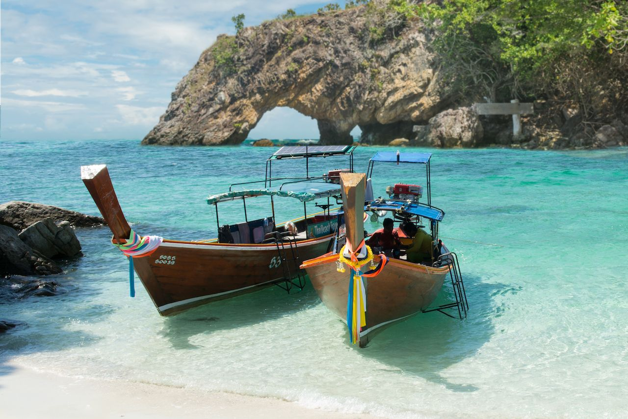 Koh chai island