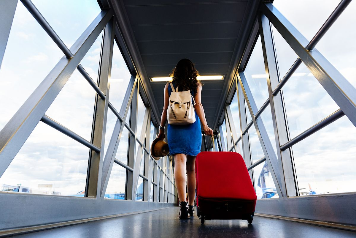 Airports without long security lines