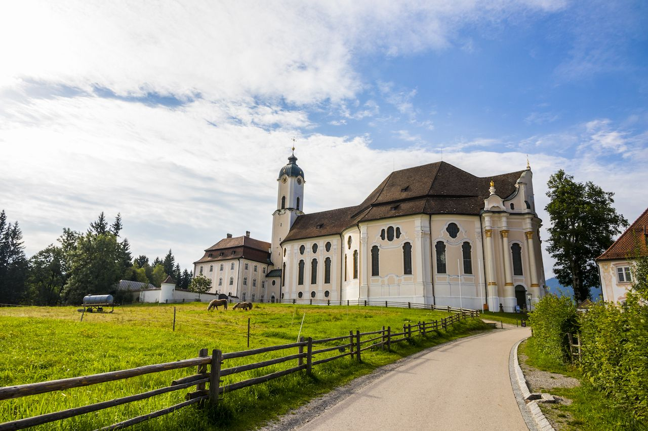 Pilgrimage Church of Wies (Wieskirche)