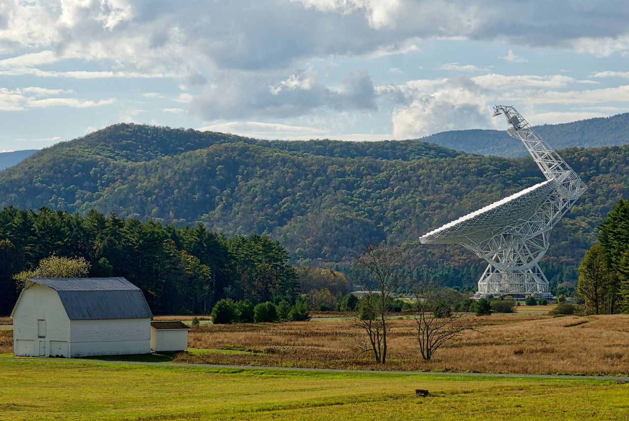 Greenbank, West Virginia
