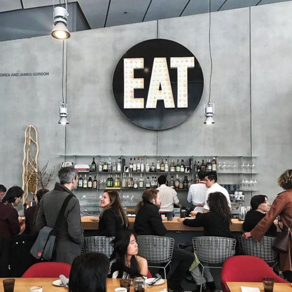 best museum restaurants