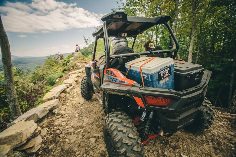 Spearhead Trails Virginia ATVs