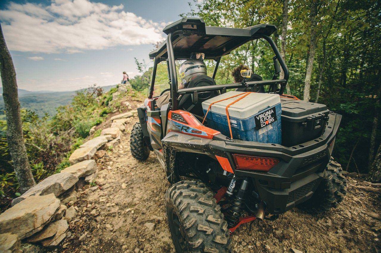 Spearhead Trails Virginia ATVs