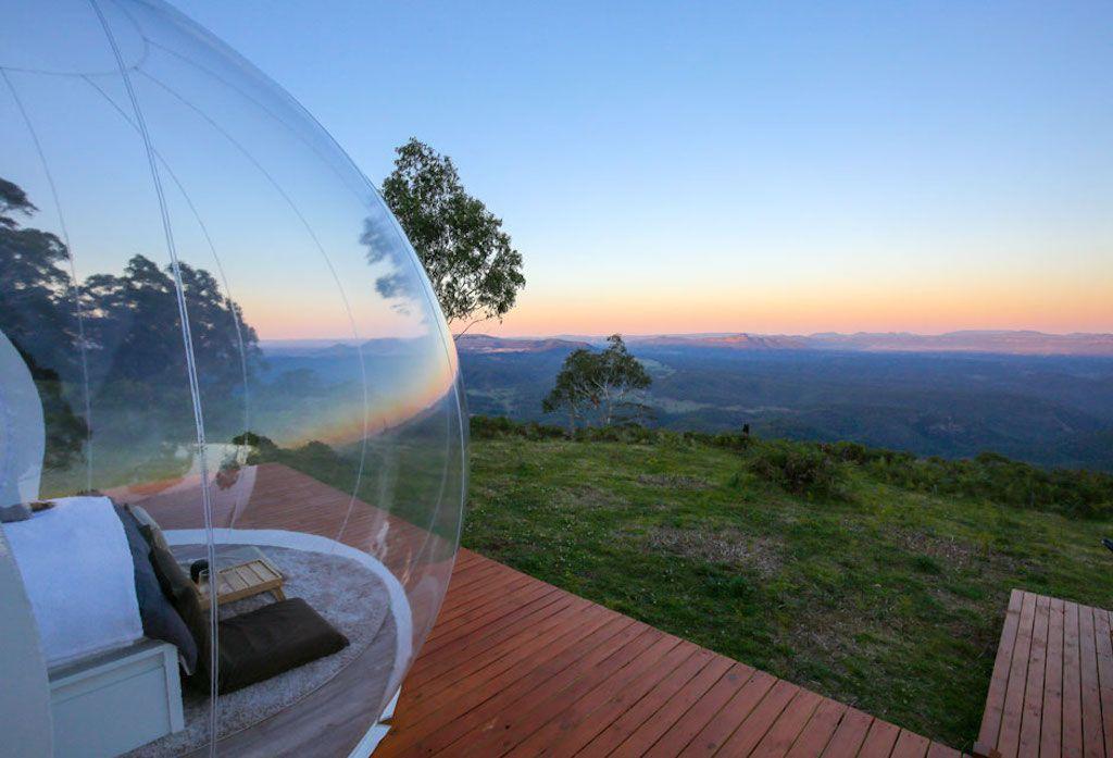 Bubbletent