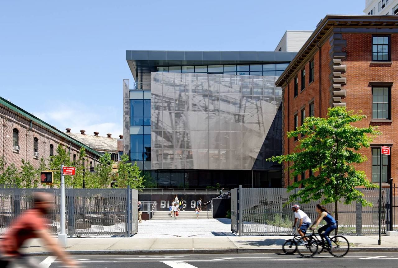 BLDG 92 at the Brooklyn Navy Yard