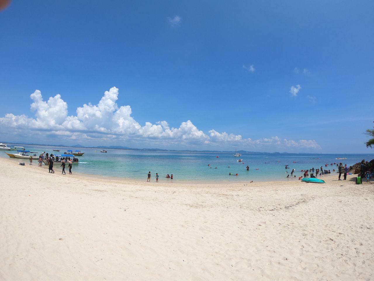 Beach in Malaysia