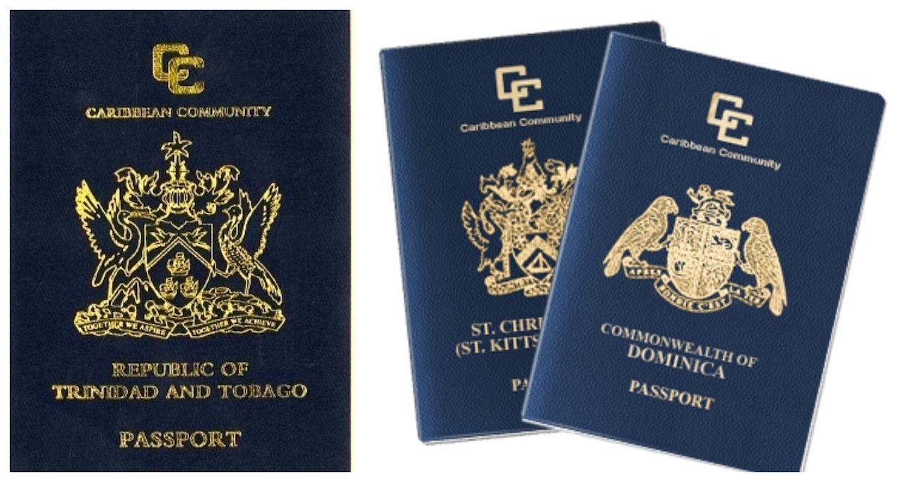 CARICOM passports