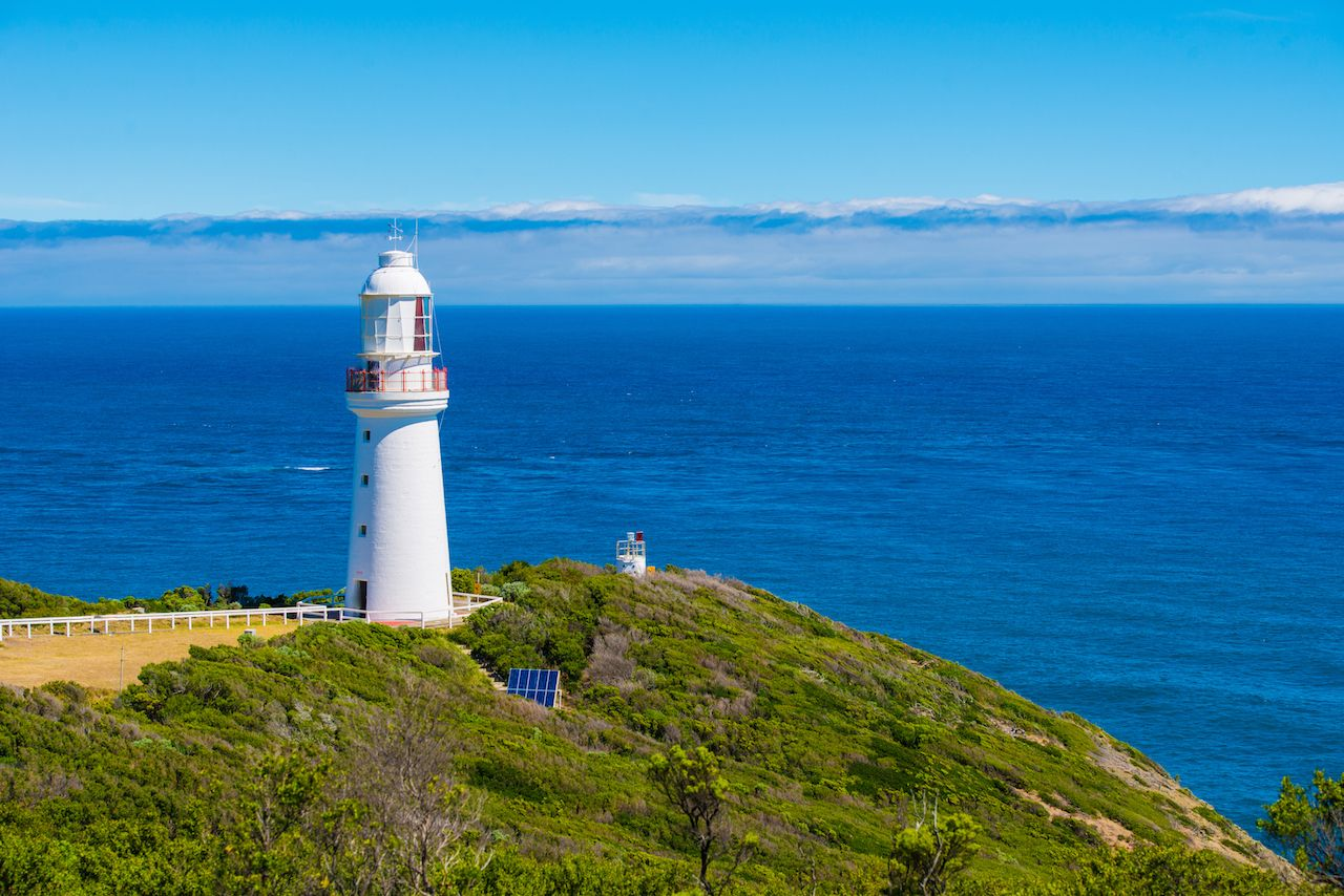 Cape Otway Lighthouse in Australia