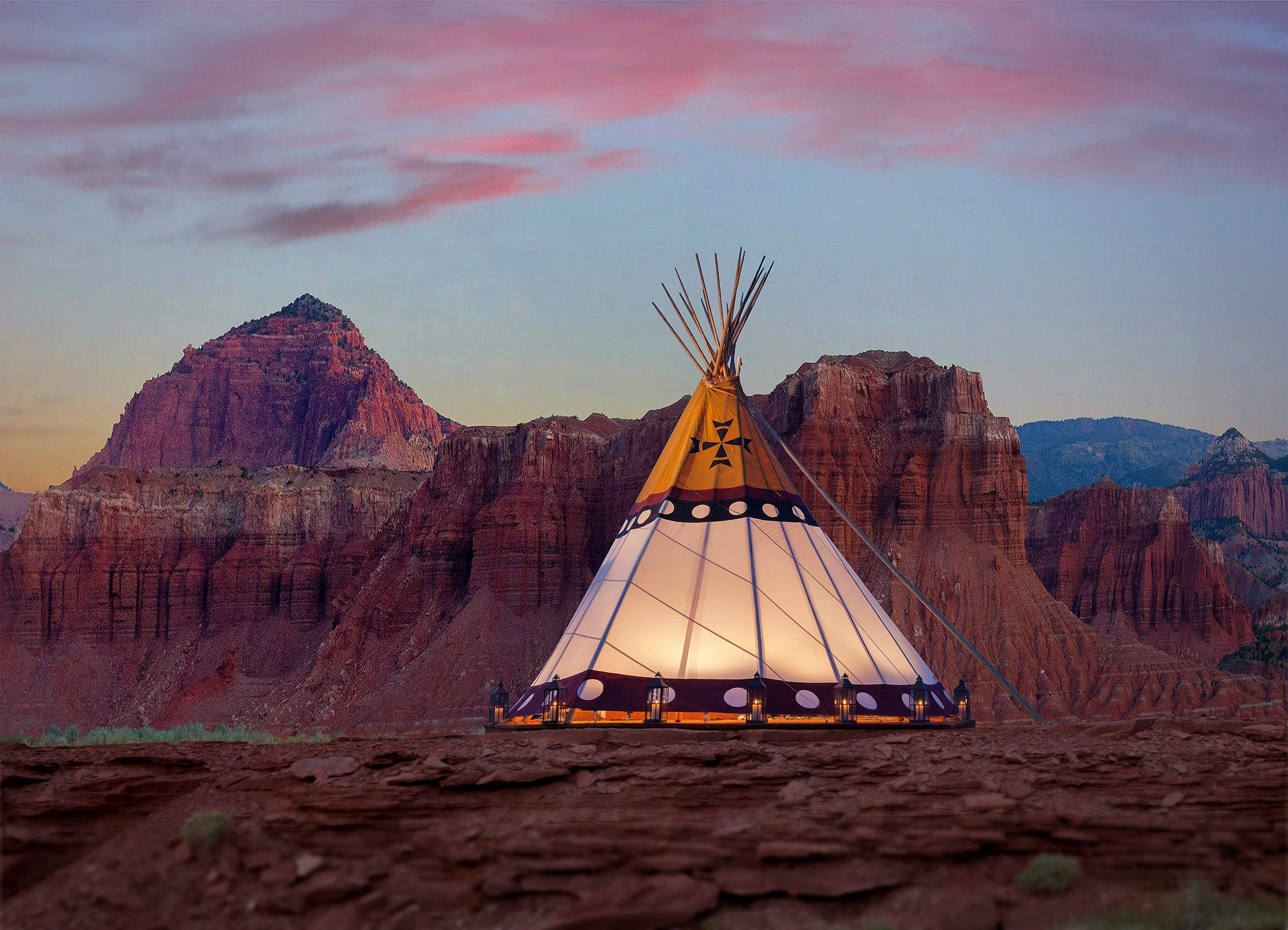 The ultimate glamping experiences to have in the US