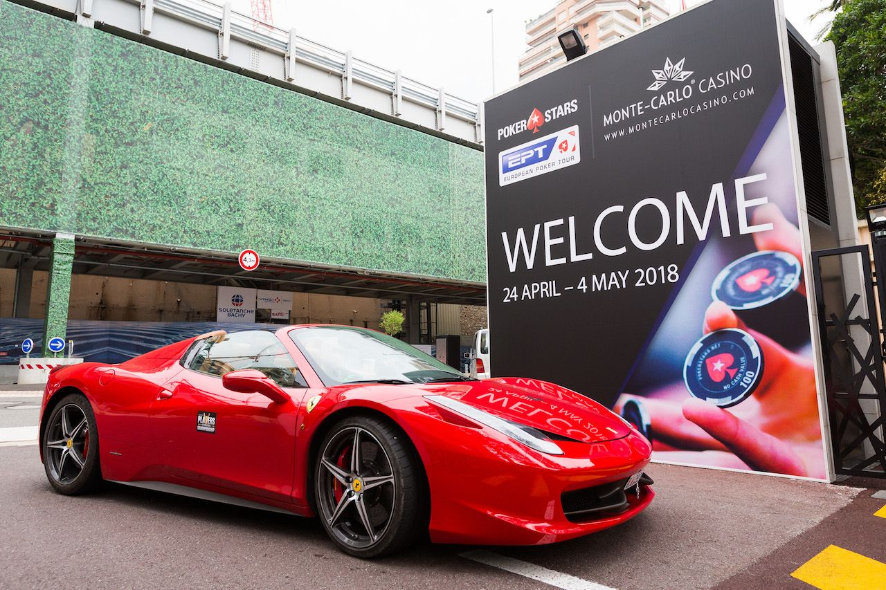 car in Monte Carlo