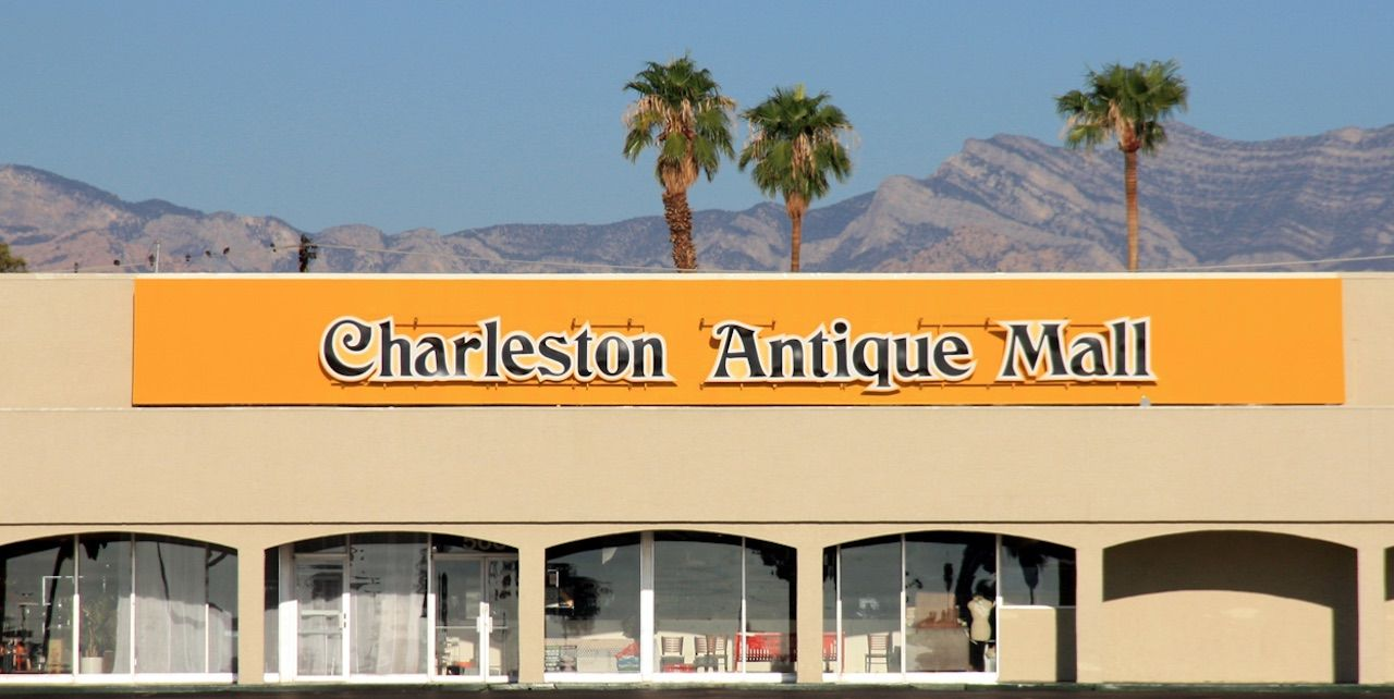 Charleston Antique Mall Las Vegas