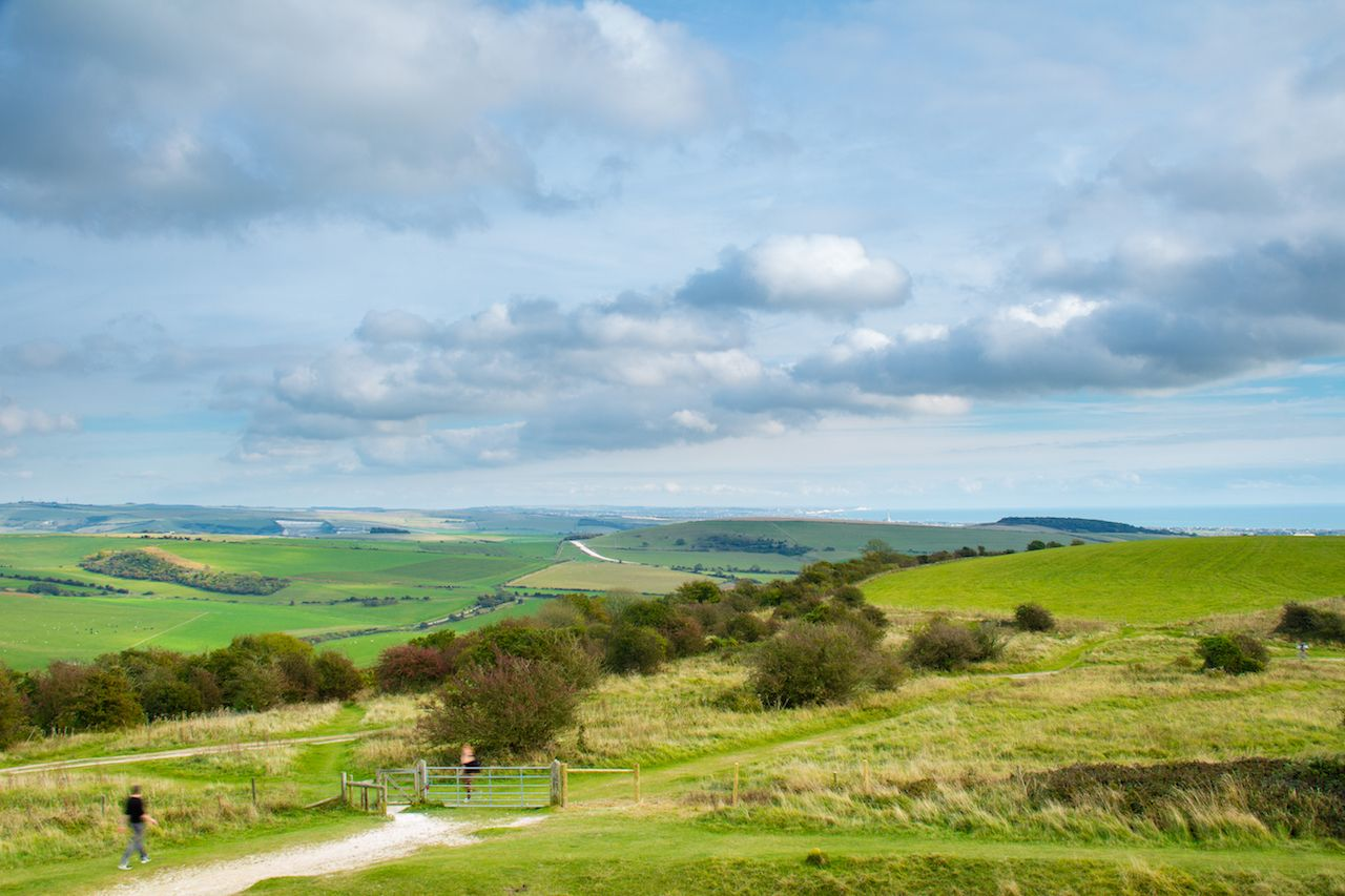 Cissbury Ring Sussex