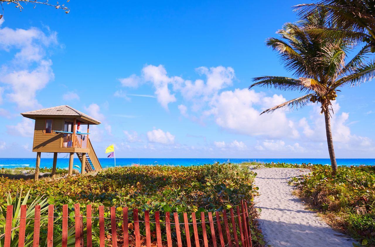 Del Ray Delray beach in Florida USA