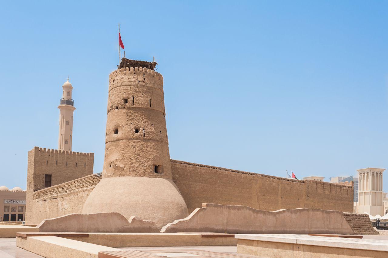 Dubai Al-Fahidi Fort