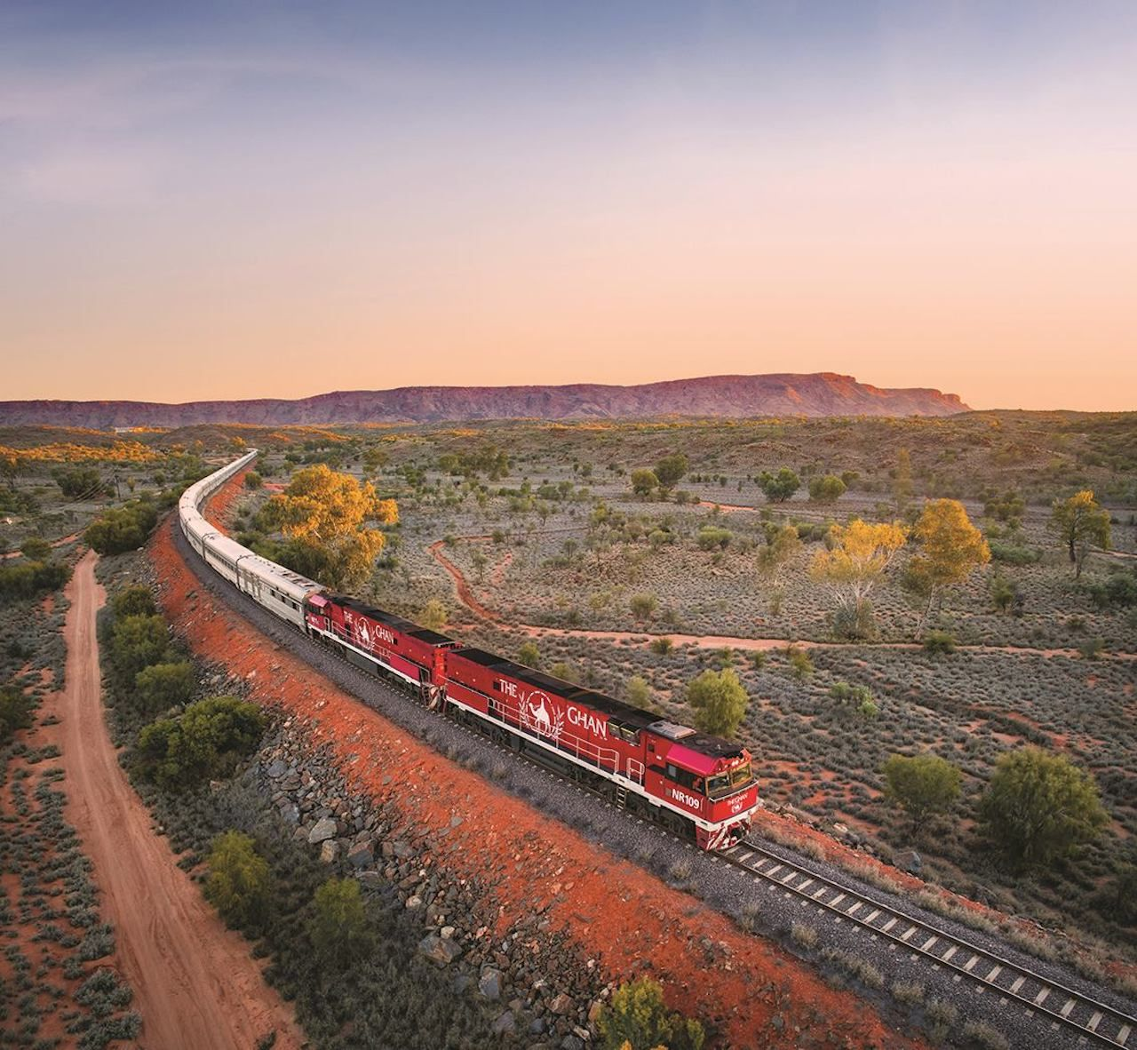 Great Southern Rail in Australia