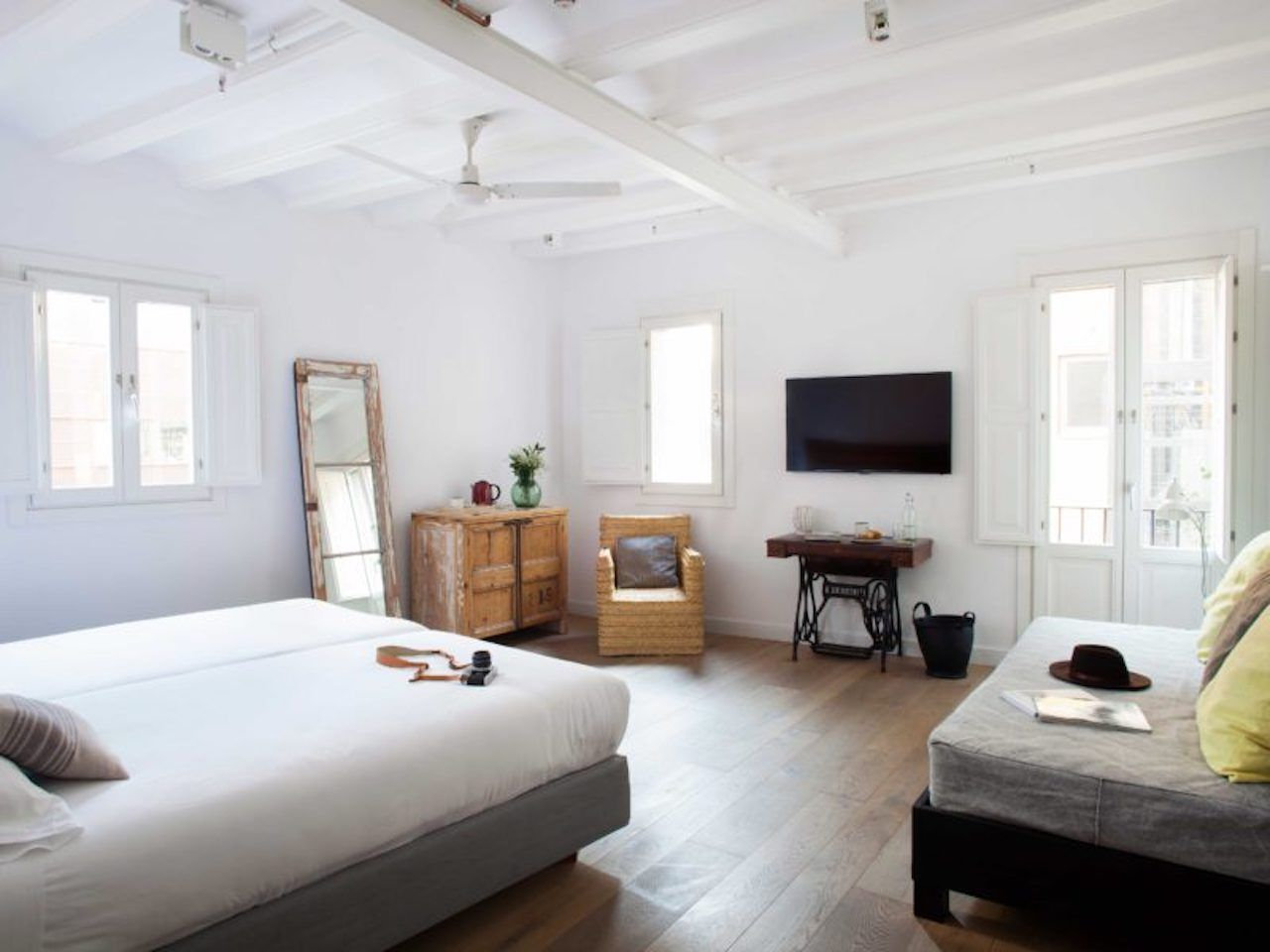 Hostal Grau in Barcelona, Spain