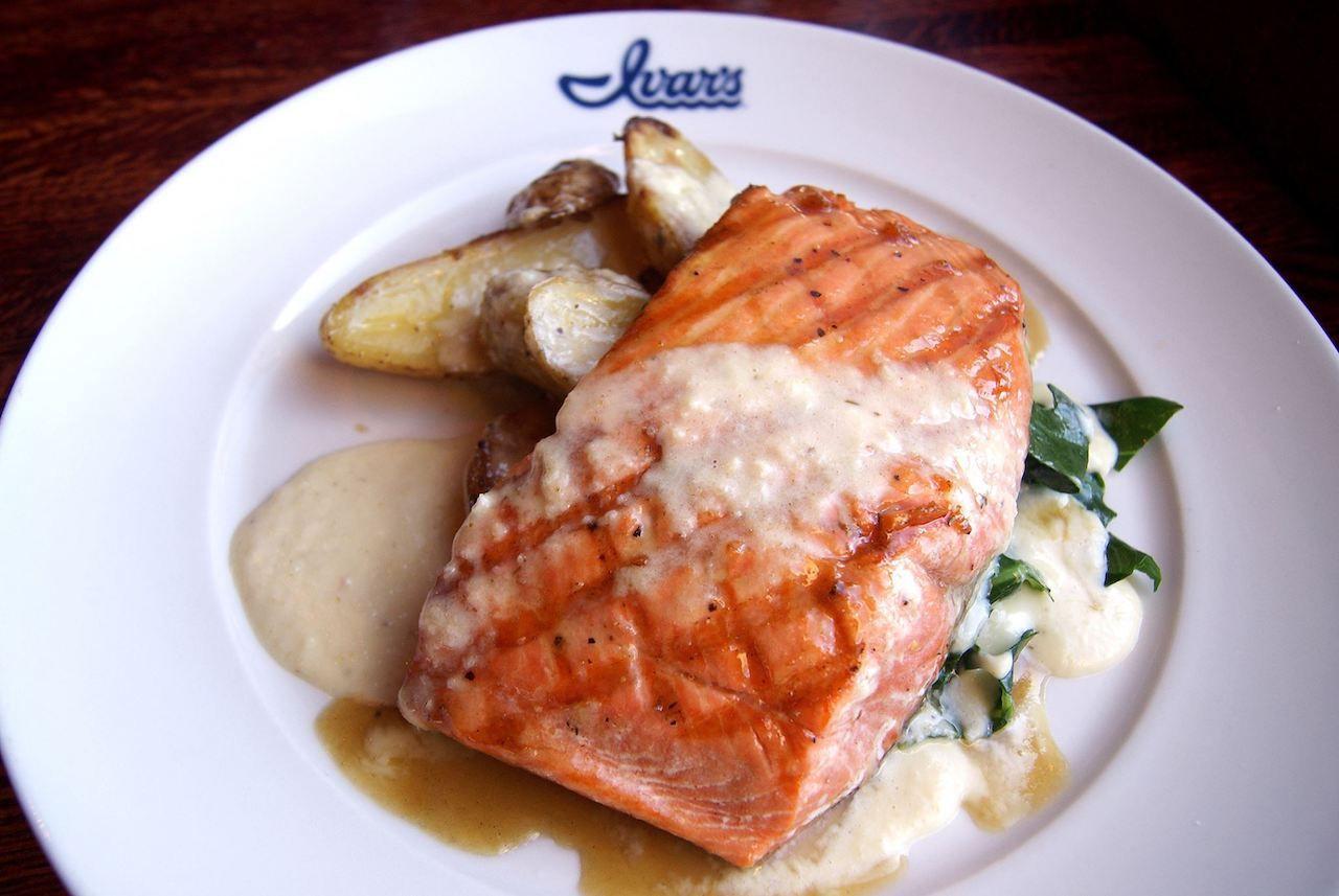 Ivar's in Seattle