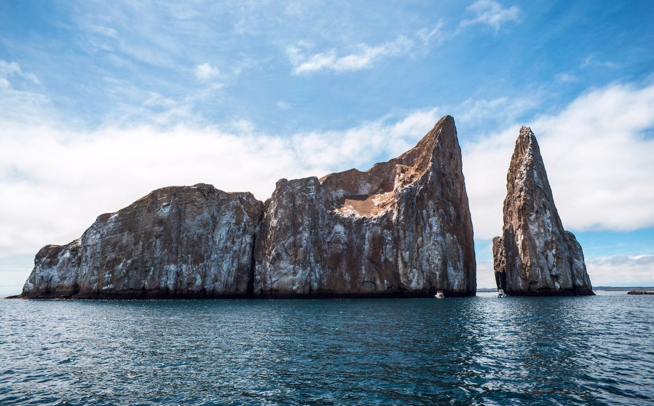 Kicker Rock, Galapagos Islands