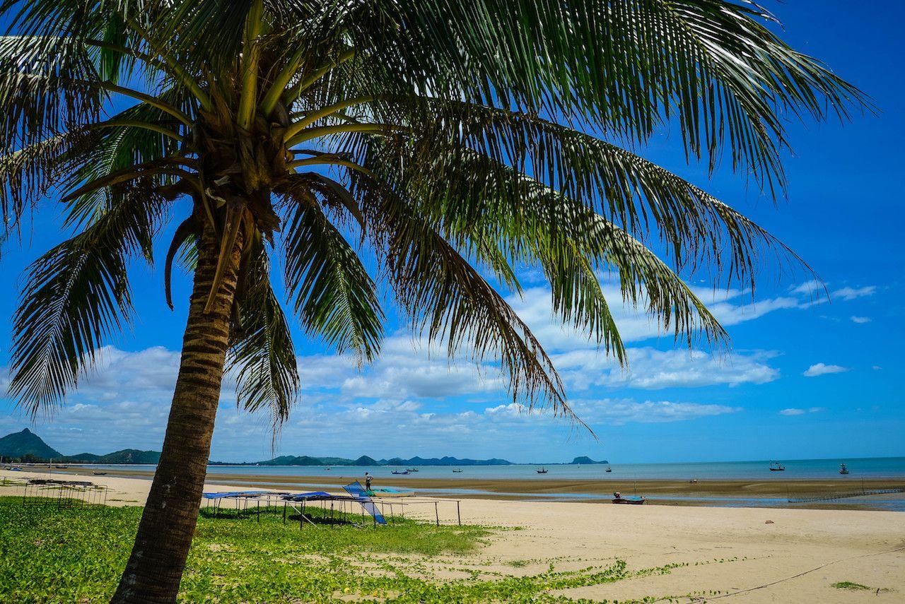 Laem Sala Beach Thailand