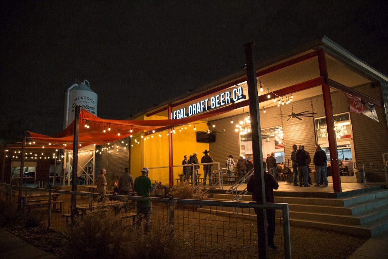 Legal Draft Beer Company Lauren Carter Arlington
