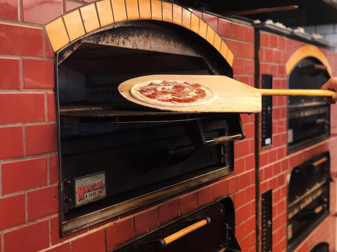 Metro Pizza in Las Vegas
