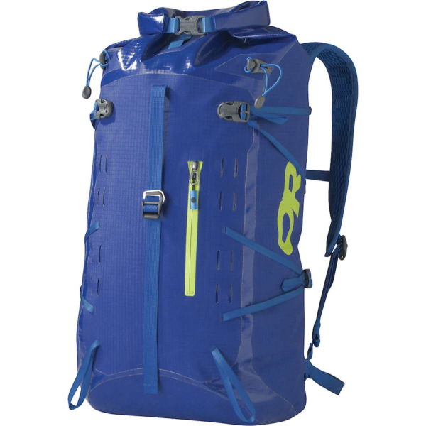 Outdoor Research Dry Payload Pack in blue