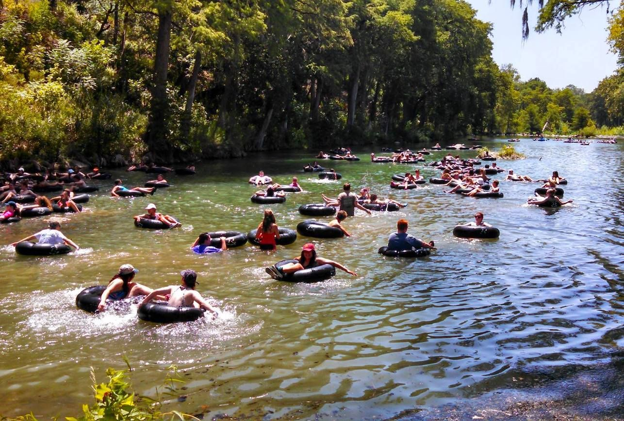 The best rivers to tube and drink on in the US this summer