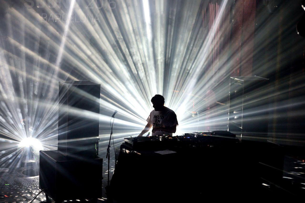 Primavera Sound Festival in Barcelona in Spain