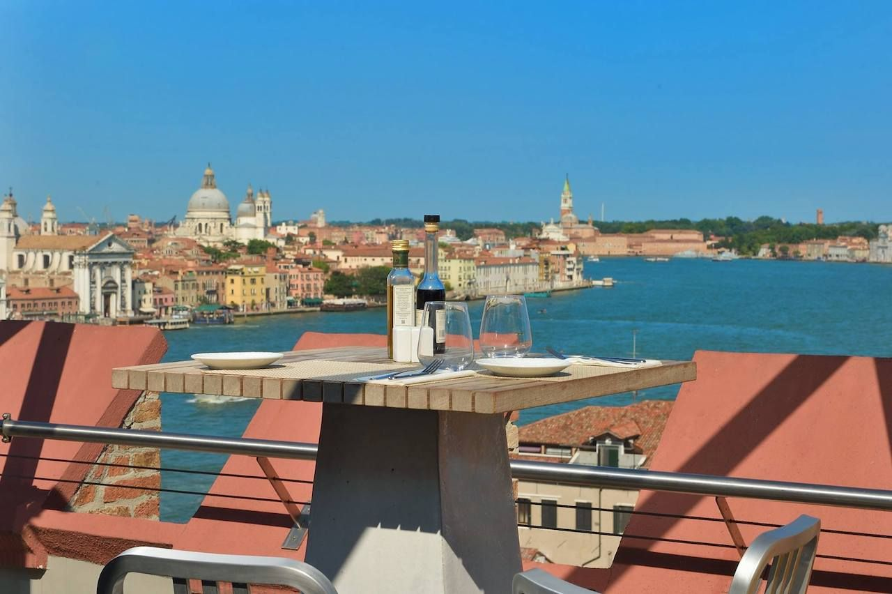 Seven European rooftop bars that have the most amazing views