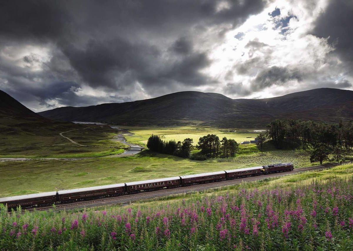 9 luxurious train trips that beat any first-class flight