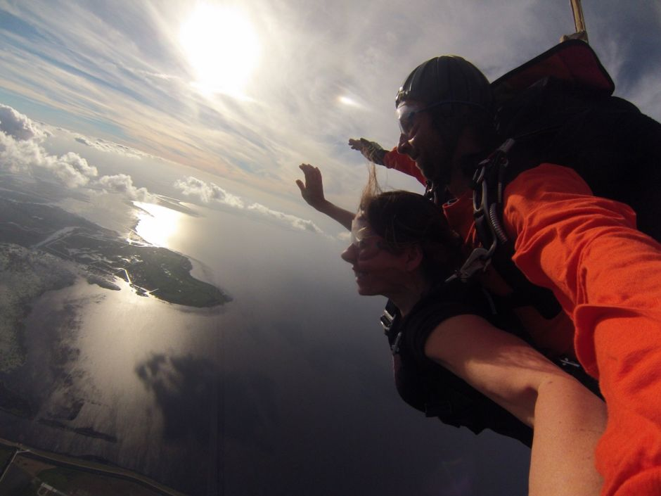 Skydiving Florida