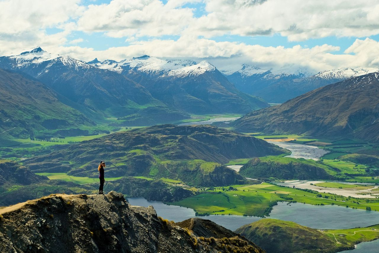 Southern Alps, NZ