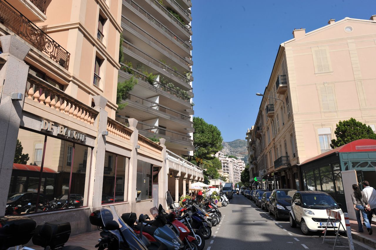 Streets of Monte Carlo