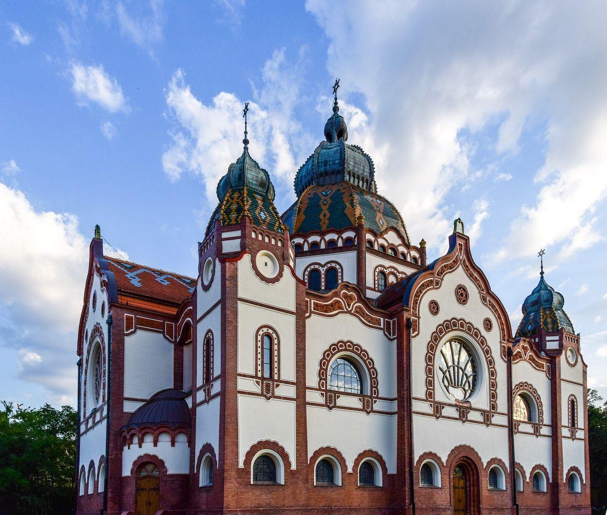 Subotica Synagogue, Serbia