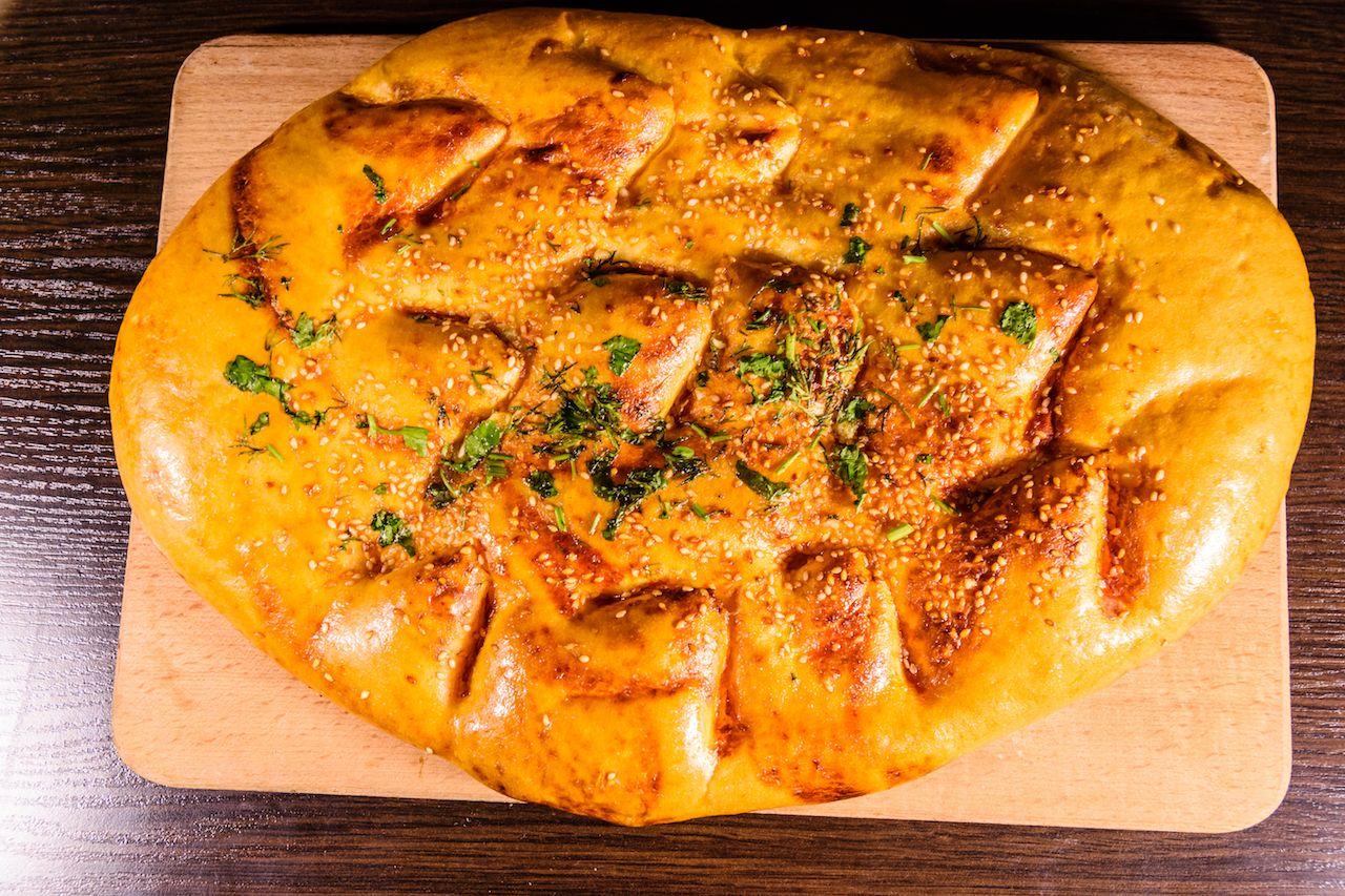 Tandir bread