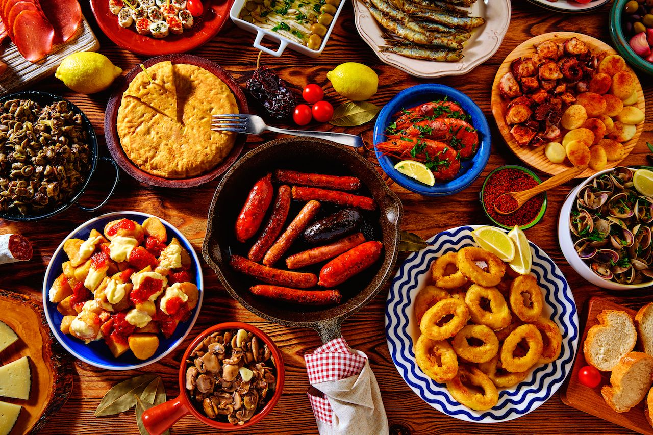 Everything you always wanted to know about tapas but were afraid ...