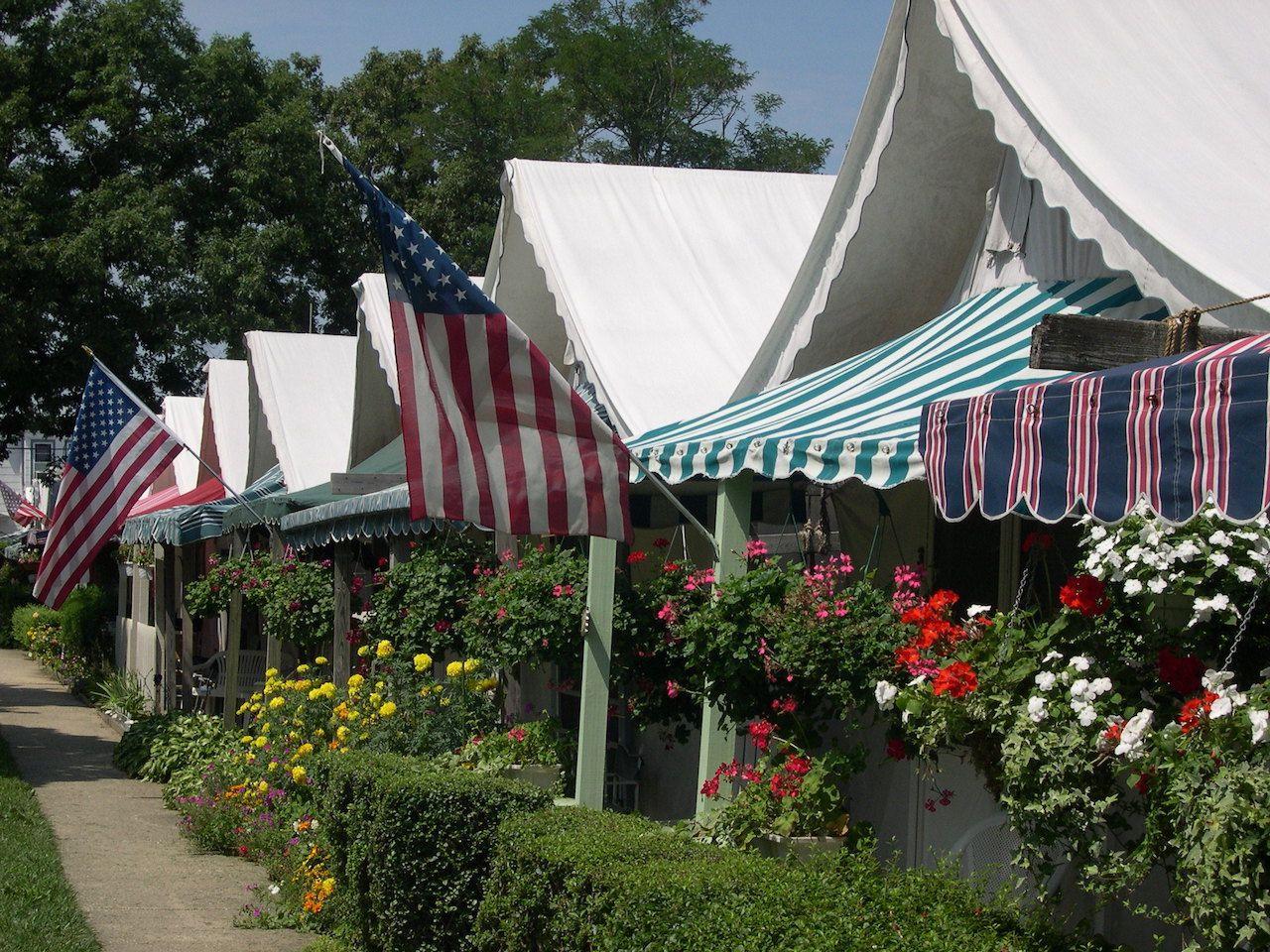 Tent City NJ