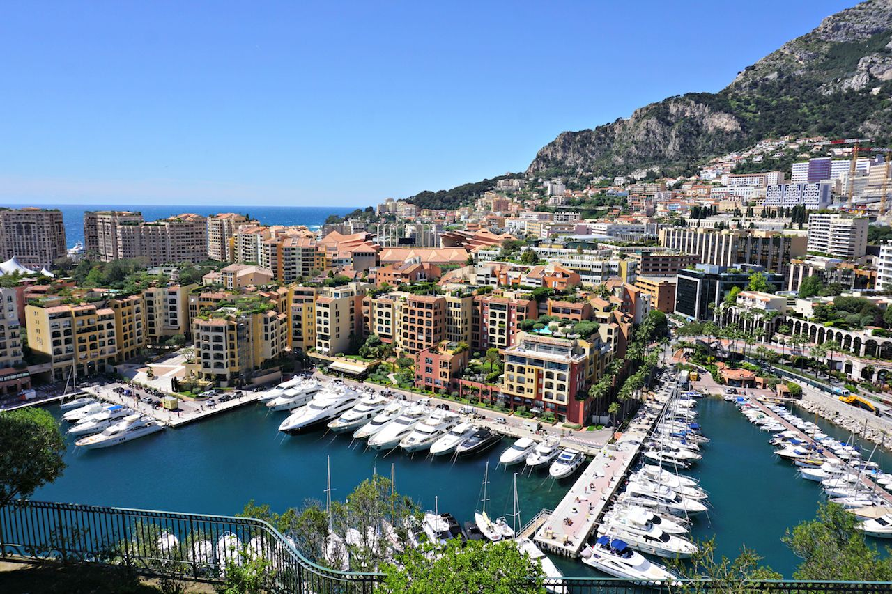Visit Monte Carlo like James Bond