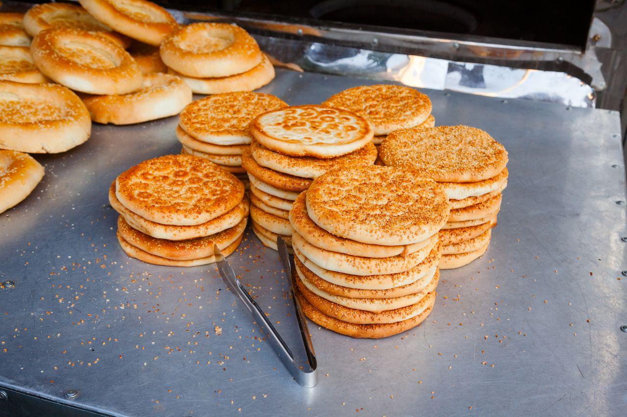 Uyghur bread