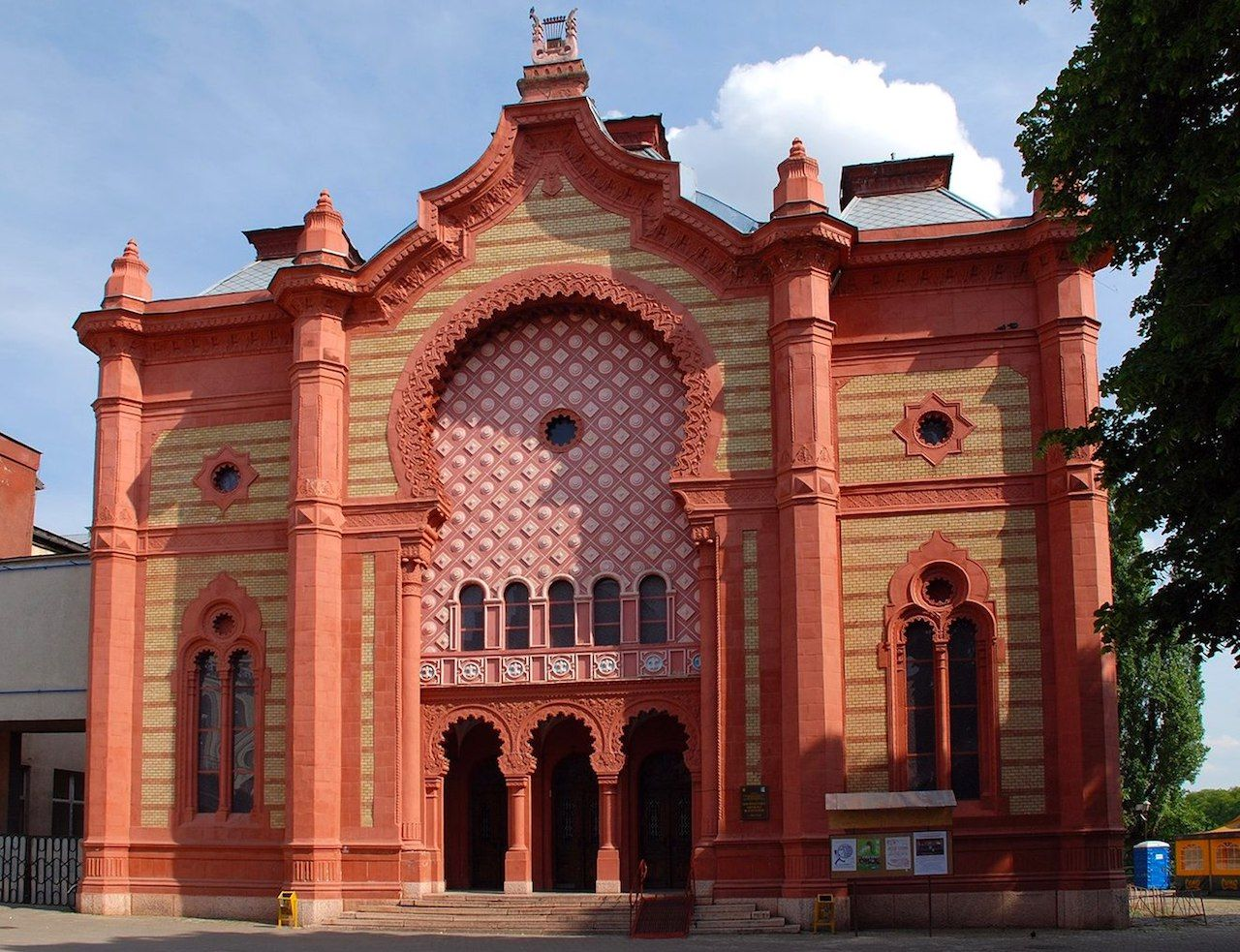 Uzhgorod Synagogue