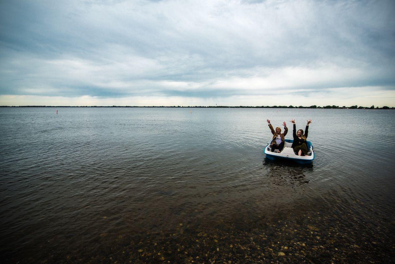 Watertown South Dakota Kampeska lake 2