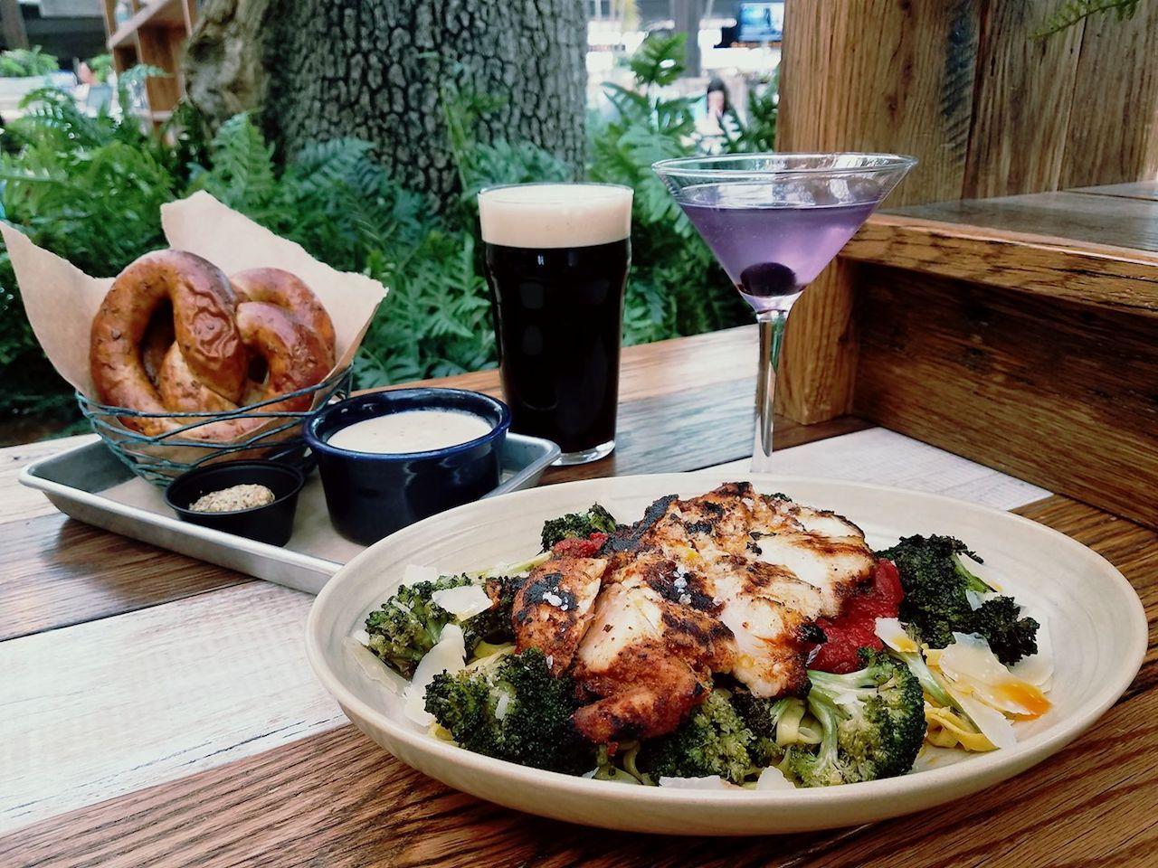 Cask & Larder Brewery in Orlando