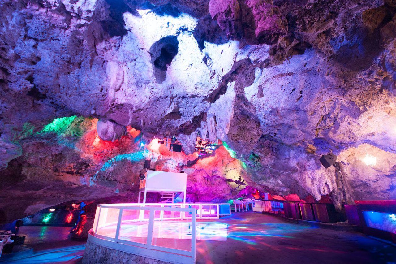 underground bars