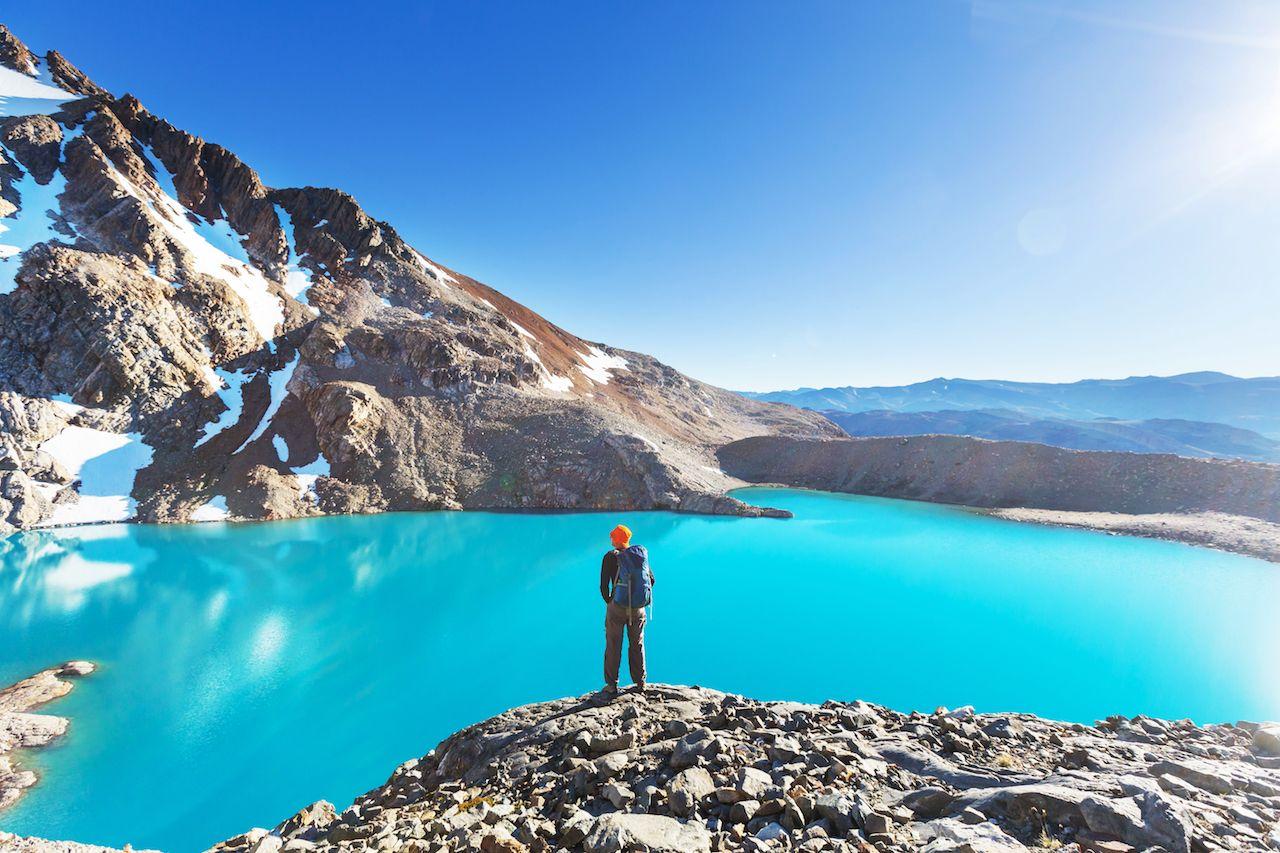 Epic treks in Patagonia