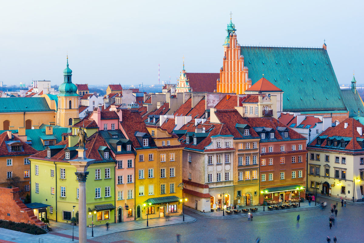Why Warsaw is Europe's most underrated city