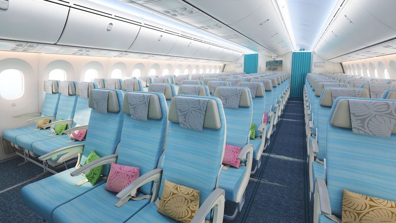 The 7 coolest airplane interiors and how the designs spice up your